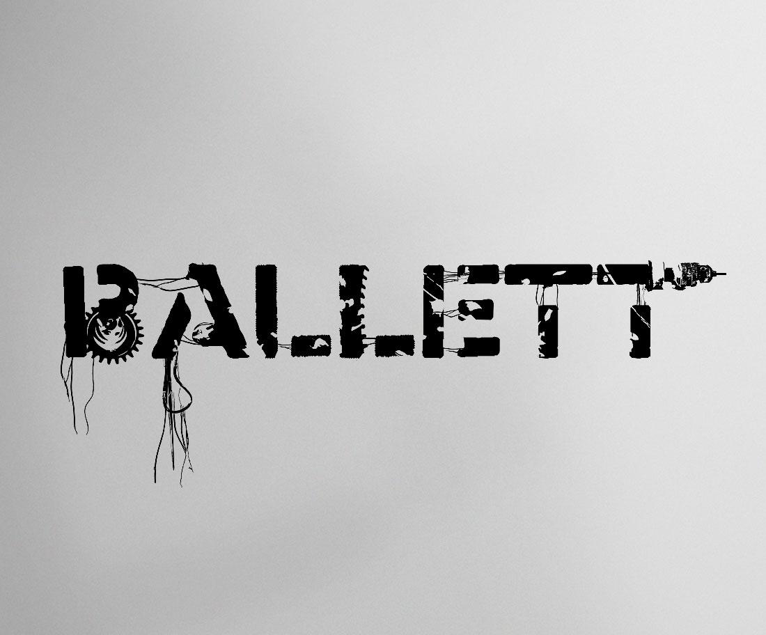 Schriftzug Ballett