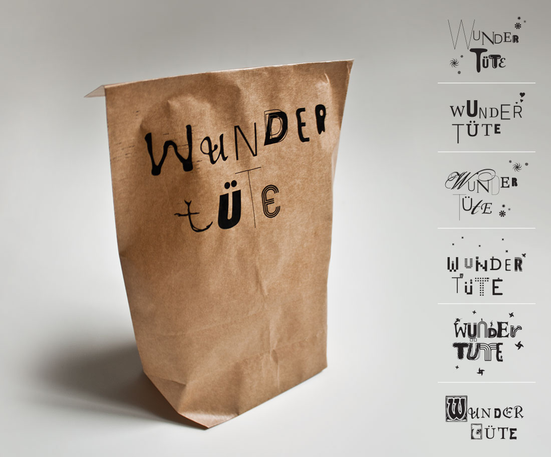 Wundertüte Packaging