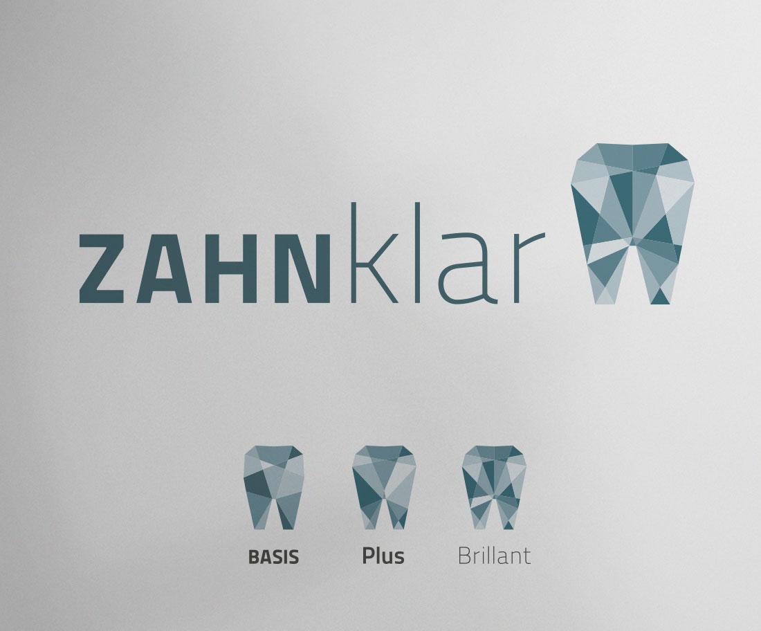 Logo-Entwurf Zahnarzt
