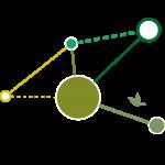 Icon Service Netzwerk