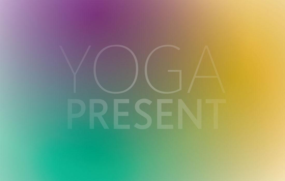 Yoga Present Logo
